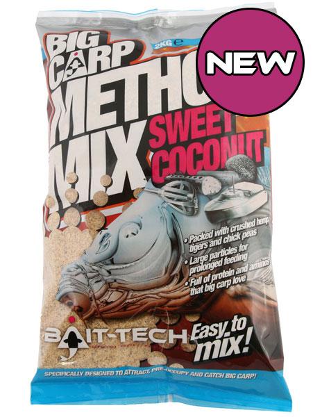Sweet coconut carp method mix