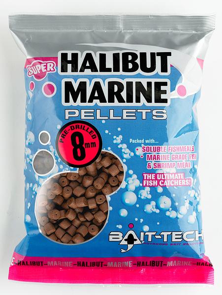 Super Halibut Marine pellets